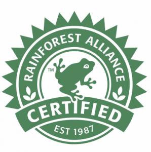 Rainforest Alliance Keurmerk