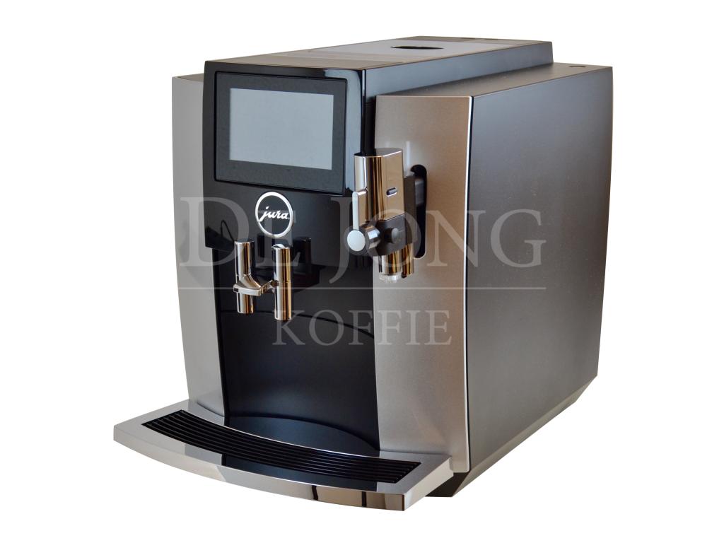 Koffiemachine bij de Jong Koffie