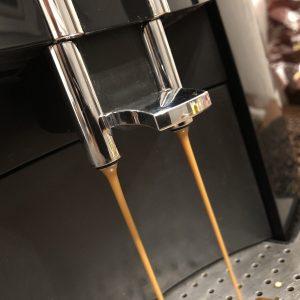 Jura onderhoud en reparatie - jura koffie uitloop