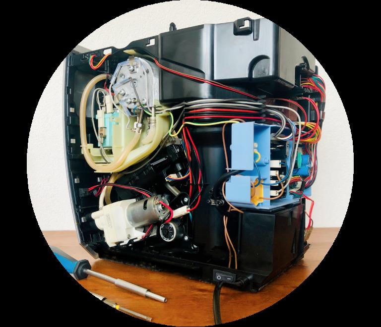 Onderhoud van uw jura koffiemachine in Soest