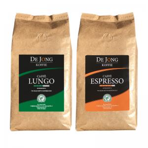 Caffe Espresso + Caffe Lungo Proefpakket